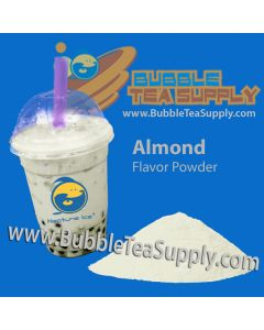 Almond Bubble Tea Powder