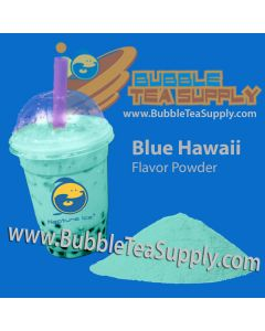 Blue Hawaii Bubble Tea Powder