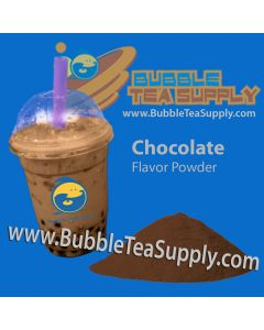 Chocolate Bubble Tea Powder