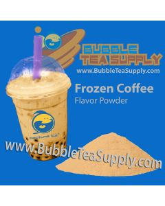 Frozen Coffee Bubble Tea Powder