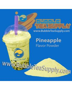 Pineapple Bubble Tea Powder