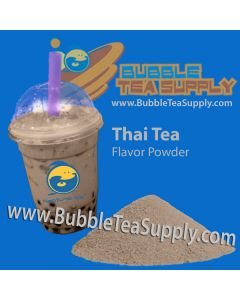 Instant Thai Tea Bubble Tea Powder